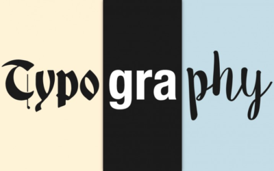 Five Typography Tips For Your Website