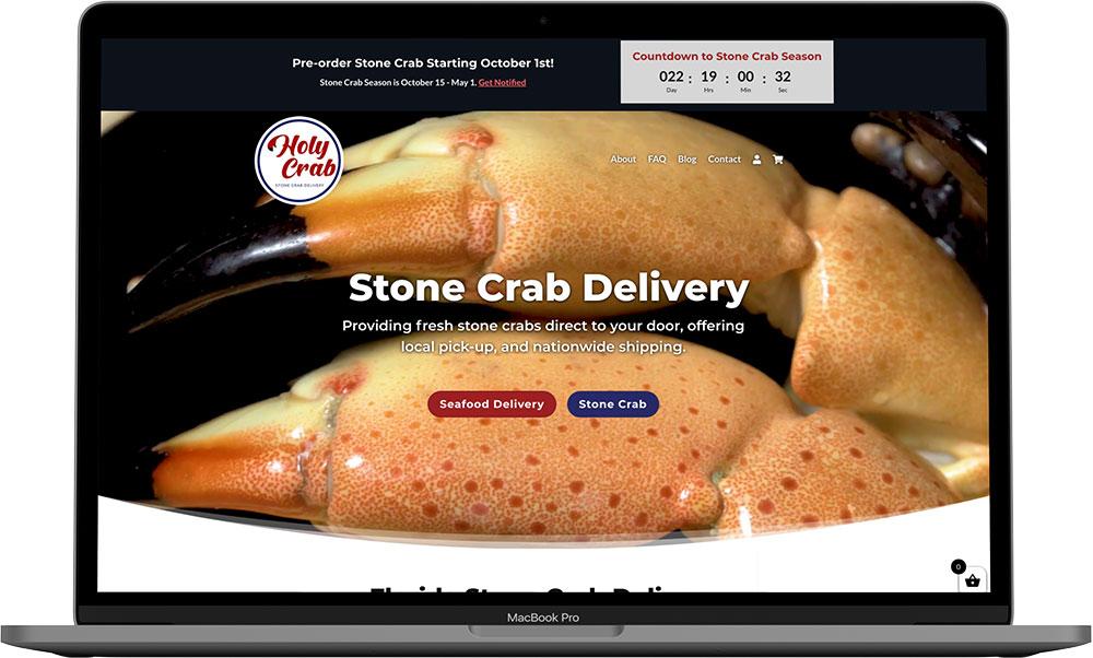 Austin Seo Services Holy Crab