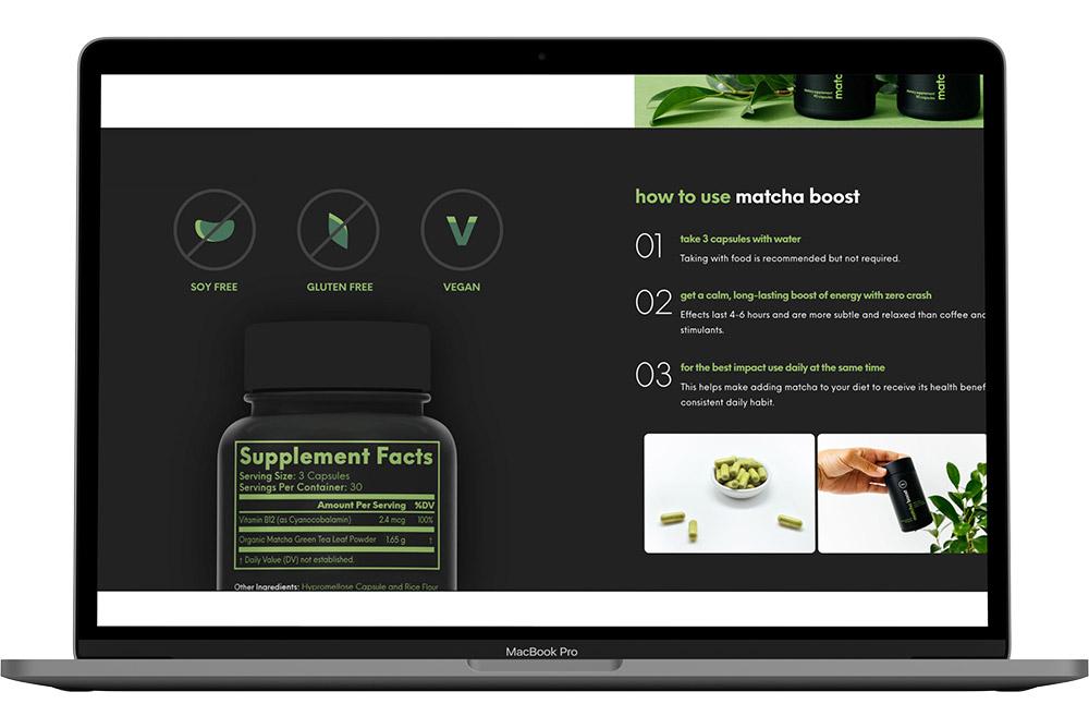 Ayo Website Design 2